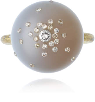 Cullen Jacqueline Large Galactica Sphere Ring