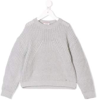 Pinko Kids knitted jumper