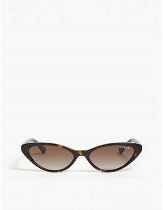 ad4e7aadfe Vogue Gigi Hadid Vo5237s cat eye tortoiseshell sunglasses
