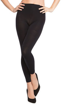 Spanx Banded Waist Textured Leggings $22 thestylecure.com