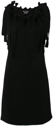 Moschino sleeveless bow dress