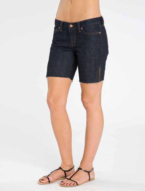 J Brand Low Rise Cut-Off Shorts