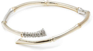Alexis Bittar SCULPTURAL BAMBOO BANGLE