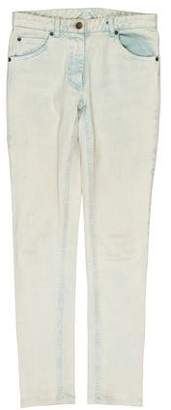Maison Margiela Mid-Rise Skinny Jeans