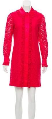 Gucci 2016 Lace Cluny Dress