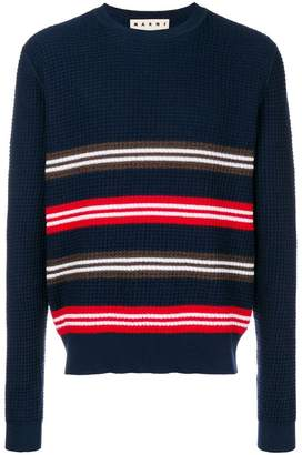 Marni striped jumper