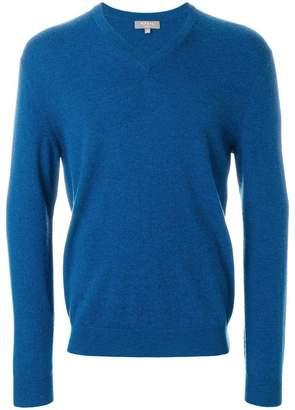 N.Peal Burlington V-neck sweater