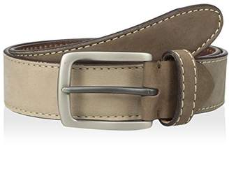 Bolliver Men's Patchwork Leather Belt