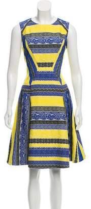 Prabal Gurung Sleeveless A-Line Dress