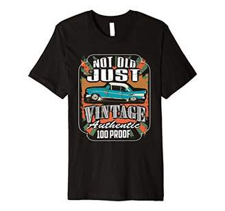 Vintage Muscle Cars T-Shirt Classic Old Retro Hot Rod Car