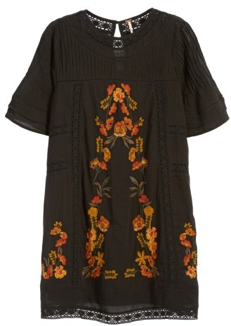 Women's Free People 'Perfectly Victorian' Minidress 3