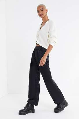 Urban Renewal Vintage Remnants Satin Wide Leg Pant