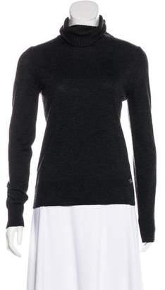 Tory Burch Merino Wool Long Sleeve Sweater