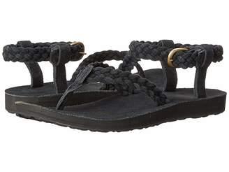 Teva Original Sandal Suede Braid Women's Sandals