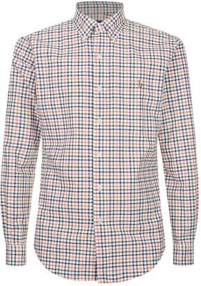 Polo Ralph Lauren Grid Check Oxford Shirt