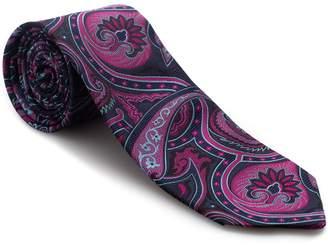 Robert Talbott Floral Silk Tie