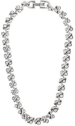 Uno de 50 Avalanche Interwoven Necklace