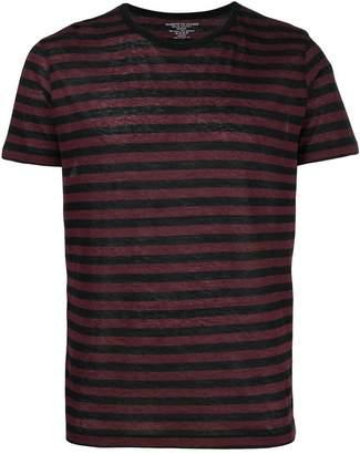 Majestic Filatures horizontal stripe T-shirt