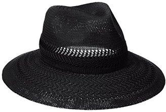 Collection XIIX Women's Color Expansion Panama Hat $32 thestylecure.com