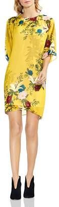 Vince Camuto Autumn Botanical Shift Dress