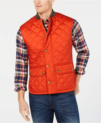 Barbour Men Oakwell Quilted Vest, A Sam Heughan Exclusive