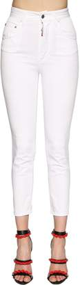 DSQUARED2 Twiggy High Waist Stretch Jeans