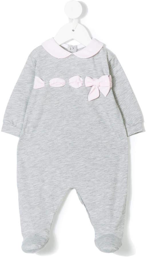 Siola bow detail pyjama