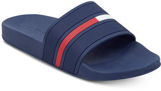 257ca51a6c8f Tommy Hilfiger Men Ennis Slide Sandals Men Shoes