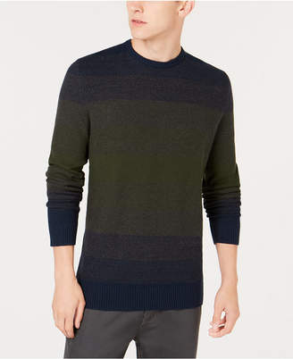 Alfani Men Striped Sweater