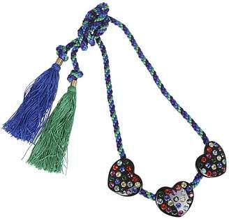 Philosophy di Lorenzo Serafini Heart Embellished Rope Belt