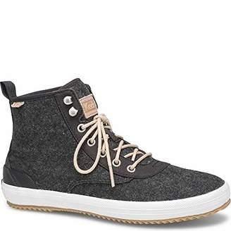 Keds Women's Scout Boot Felt Sneaker