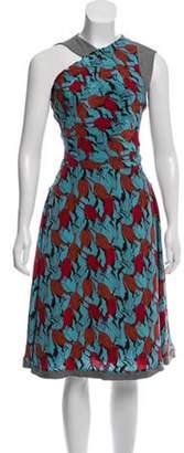 Sophie Theallet Silk Printed Dress multicolor Silk Printed Dress