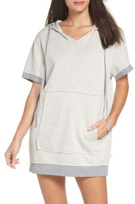 The Laundry Room Venice Hooded Lounge Dress