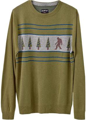 Kavu Highline Sweater - Men's