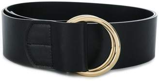 Rochas double ring belt