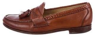 Allen Edmonds Leather Tassel Dress Loafers
