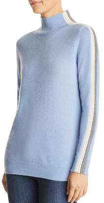 Bloomingdale's C by Ski Striped Cashmere Sweater - 100% Exclusive