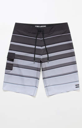"Billabong All Day X Stripe 21"" Boardshorts"