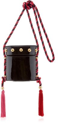 Philosophy di Lorenzo Serafini Studded Tassel Shoulder Bag