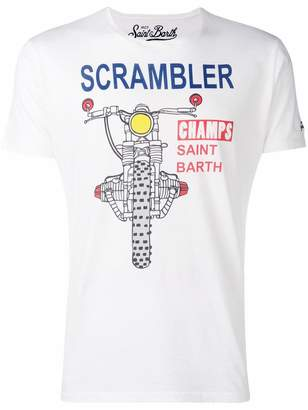 MC2 Saint Barth Scrambler T-shirt