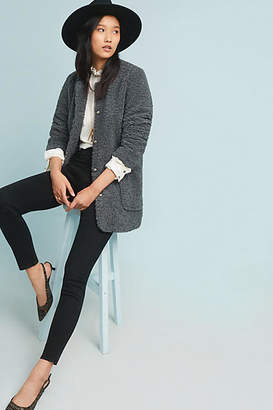 7 For All Mankind JEN7 by Jen7 by High-Rise Riche Touch Skinny Jeans