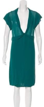 Missoni Short Sleeve Mini Dress