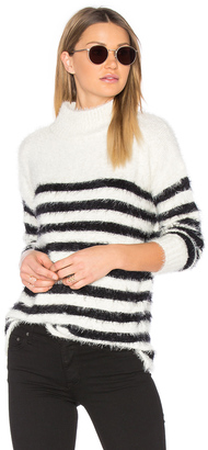 Sanctuary Oversized Mock Sweater $89 thestylecure.com