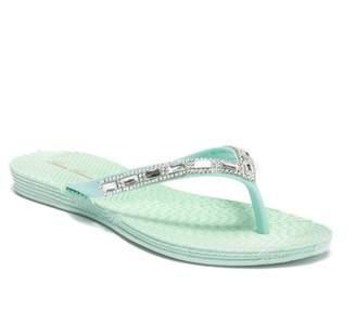 Ralph Lauren Lorraine Gigi Embellished Flip Flop