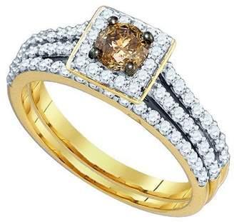 Dolce & Gabbana The Brand 1.01ctw Diamond 0.40 Crd Dia Bridal Set