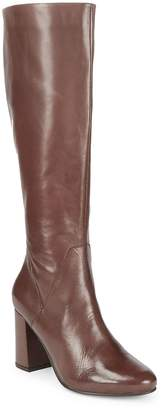 Seychelles Women's Cosplay Leather Knee High Boots