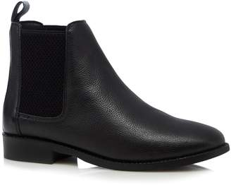 Next Womens Faith Leather Chelsea Ankle Boots