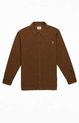 rhythm Corduroy Button Up Shirt