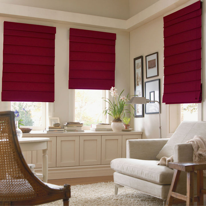 JCP Home Collection JCPenney HomeTM Savannah Roman Shade