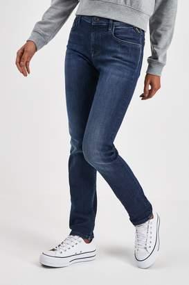 Replay Womens Vivy Slim Fit Jean - Blue
